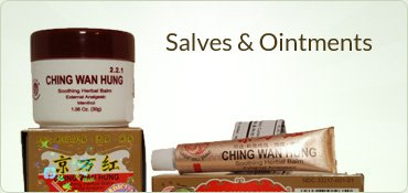 mhs salves creams and ointments